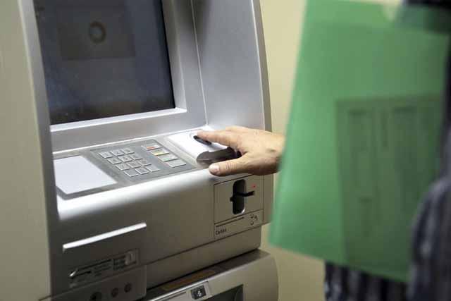 caixa eletrônico bancos