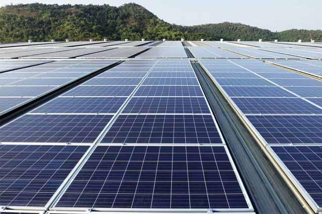 painel solar energia limpa