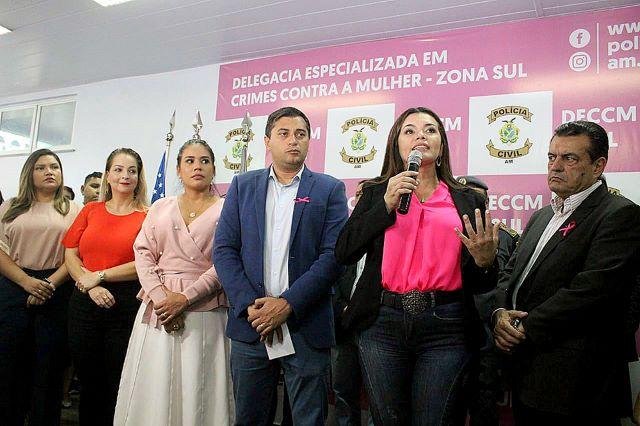 Alessandra Campelo, deputada estadual