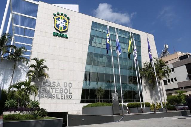 Escândalos envolvendo a CBF nos últimos anos contribui para afastar muitos torcedores da seleção, diz senador (Foto: Lucas Figueiredo/CBF)
