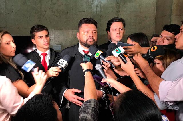 Cláudio Dalledone, advogado