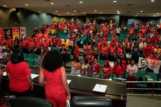 Congresso do PT Amazonas