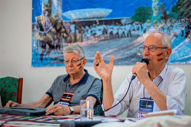 Dom Erwin Kräutler e Paulo Suess