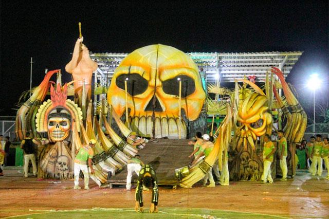 Festival Folclórico de Boa Vista do Ramos