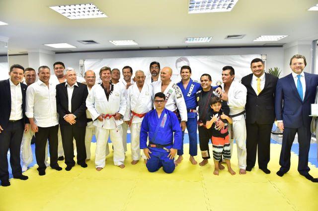 Ministro Luiz Fux em Manaus
