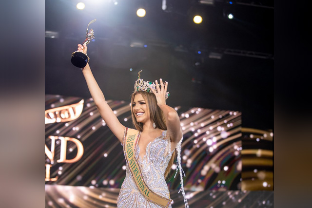 Miss Grand International 2019 Valentina Figuera