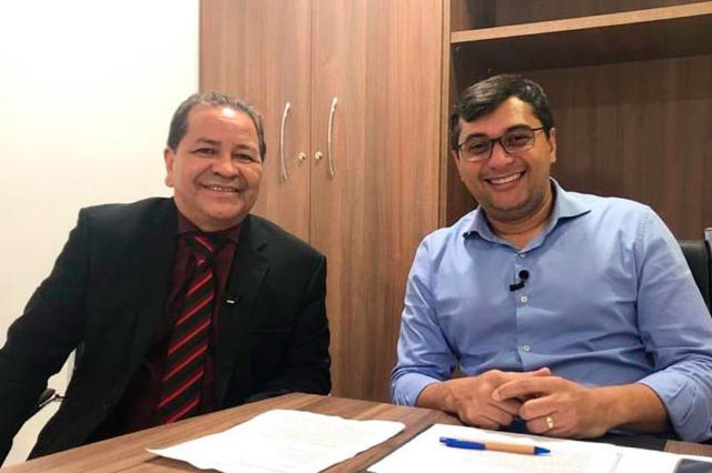 Otávio Gomes e Wilson Lima