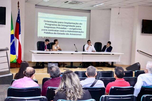 Compliance no Governo do Amazonas