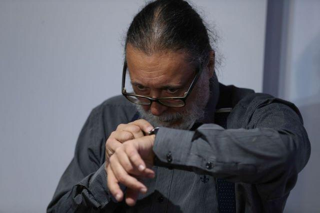 Ricardo Molina, perito criminal