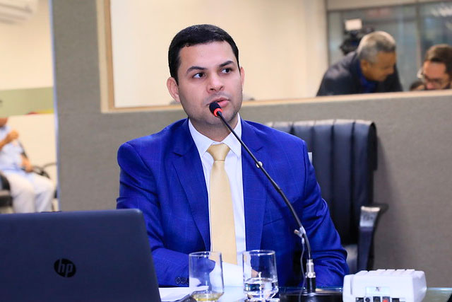 Saullo Vianna, deputado estadual