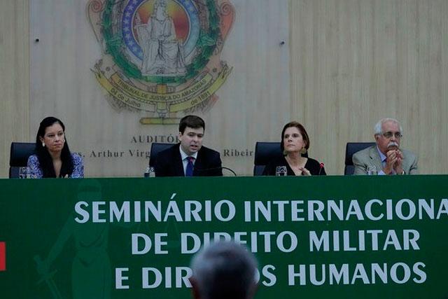 Seminário de Direito Militar e Direitos Humanos