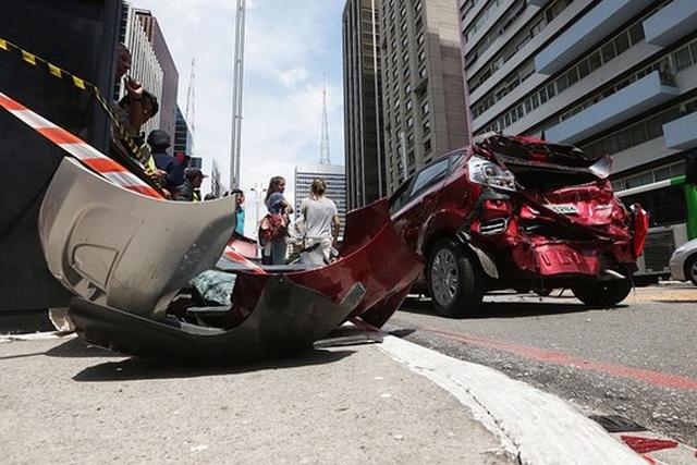 acidente de trânsito
