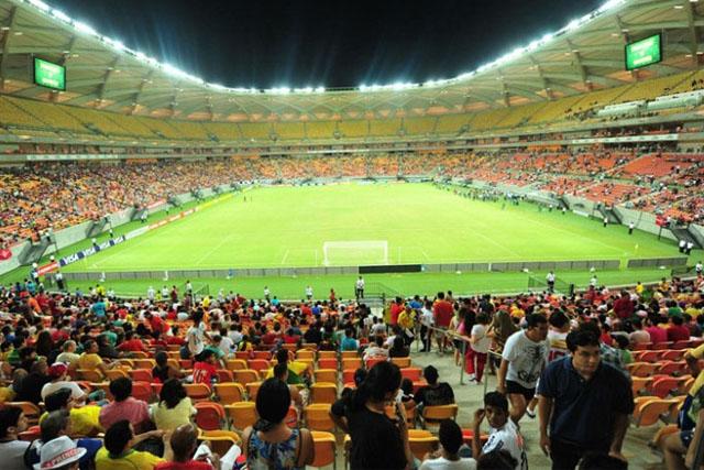 arena da amazônia manaus