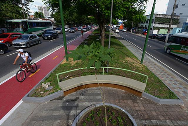ciclovia boulevard