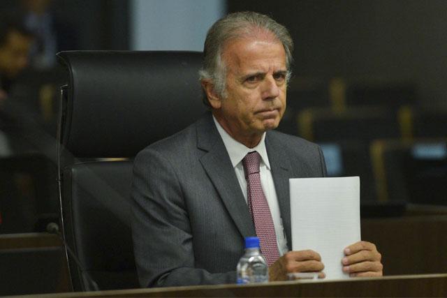 Presidente do TCU, José Mucio Monteiro