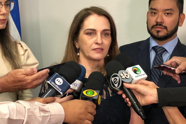 juíza Anagali Marcon Bertazzo