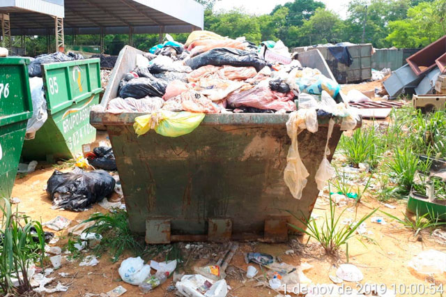 Agro Rio empresa de resíduos industriais