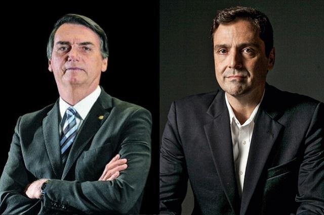 Bolsonaro e Luiz Philippe