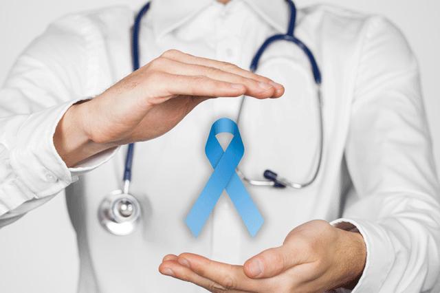 exame de prostata em ingles