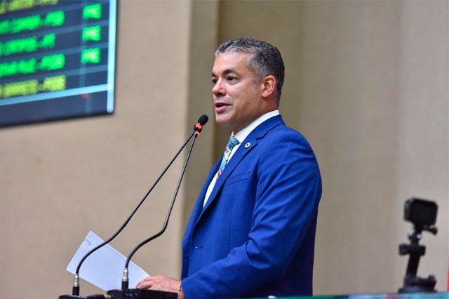 Josue Neto Presidente da Assembleia Legislativa