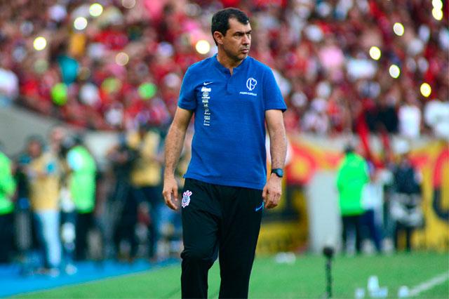 Técnico Fabio Carille