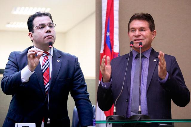 Wilker Barreto e Dr Gomes