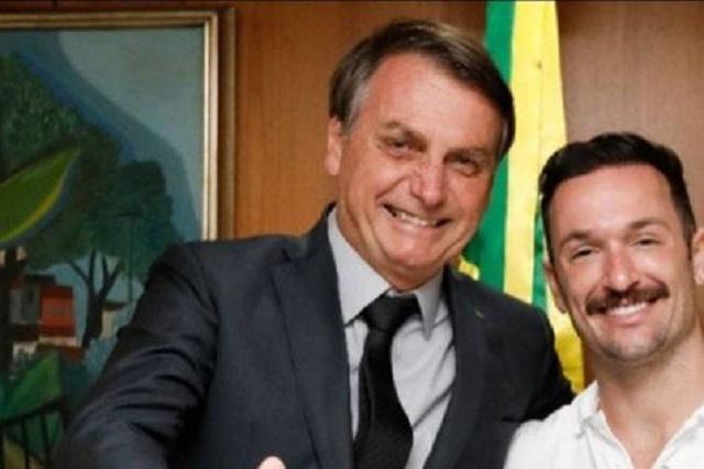 bolsonaro - diego hypólito
