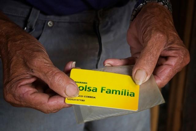 Bolsa Família é pago de forma gradual nos dez últimos dias úteis de cada mês (Foto: Ana Nascimento/CCE)