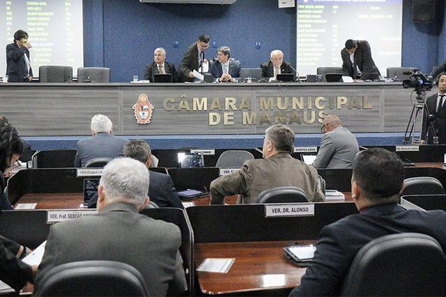 Câmara Municipal Foto Robervaldo Rocha