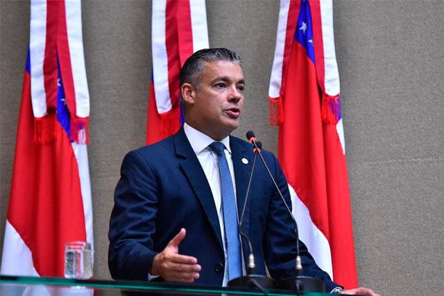 Presidente da Assembleia, Josue Neto