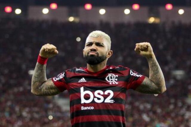 Gabriel Barbosa, o Gabigol será o primeiro a participar de jogo on-line (Foto: Alexandre Vidal/Flamengo)
