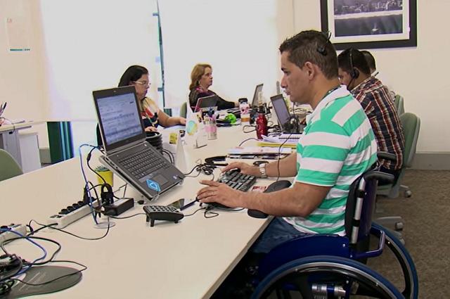 pessoas com deficiência pcd