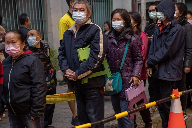 OMS notificou o primeiro caso de uma pessoa infectada fora da China no dia 13 de janeiro (Foto: Wang Yu Ching/Fotos Públicas)