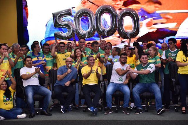 Aliança pelo Brasil em Manaus