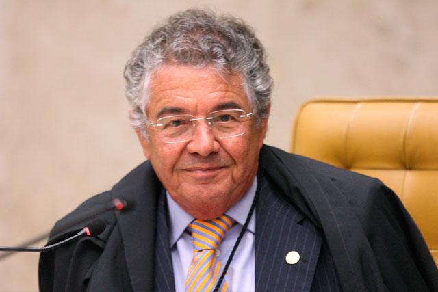 Marco Aurelio Mello, ministro do STF