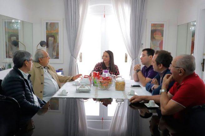 Amazonino e Wilker no Podemos