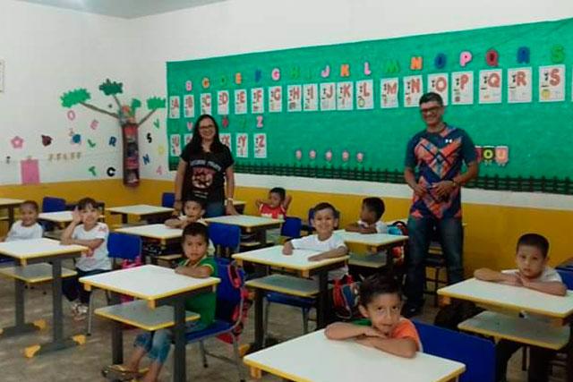 professores Careiro