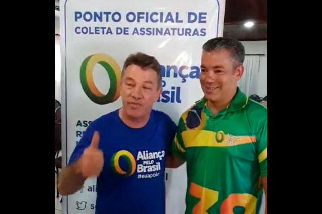 Antonio Denarium e Josué Neto