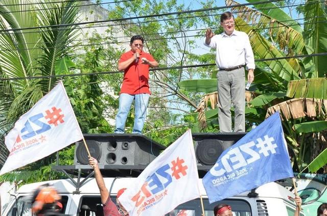 Sinésio polariza com José Ricardo disputa interna no PT (Foto: Divulgação)
