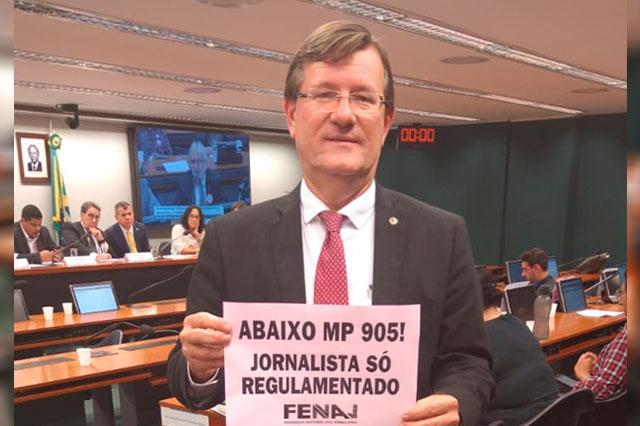 deputado federal Jose Ricardo