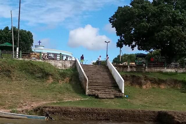 Município de Maués está localizado a 356 quilômetros de Manaus (Foto: Gervis Monteiro/FSP)