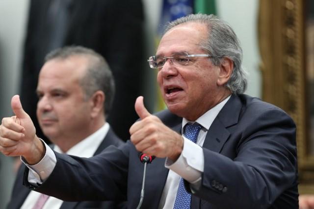 Ministro Paulo Guedes diz que foi 'descuidado' ao chamar servidores de 'parasitas' (Foto: Lula Marques)