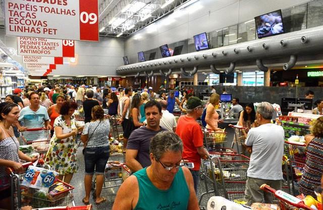Região Norte foi beneficiada no trimestre encerrado em novembro, pelo aumento das vendas no varejo (Foto: Tânia Rêgo/Agência Brasil)