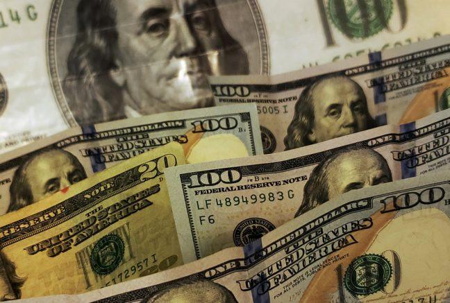 Dólar abriu nesta quinta-feira, com leve alta de 0,2%, atingindo R$ 4,45 (Foto Jorge Araújo/Fotos Publicas)