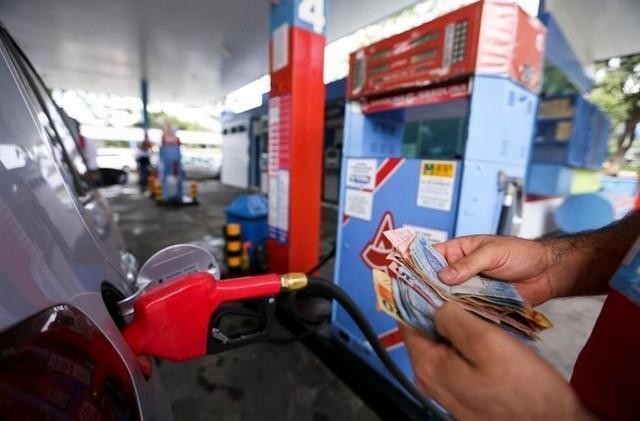 O preço do diesel, que subiu duas vezes no mês passado, não terá alterações (Foto: Marcelo Camargo/Agência Brasil)