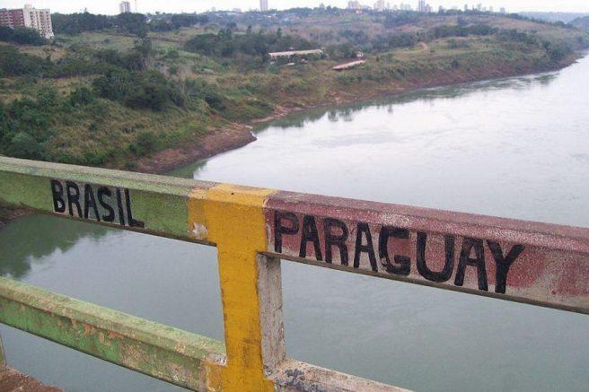 fronteira brasil paraguai