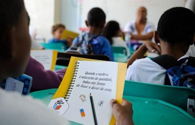 Projeto no Congresso prevê Fundeb permanente (Foto: Tânia Rego/Agência Brasil)