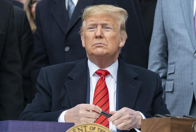 Presidente Donald J.Trump foi absolvido no processo de impeachment (Foto: Shealah Craighead/Casa Branca)