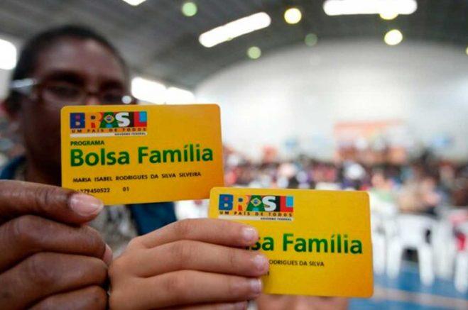O Bolsa Família vem sofrendo um enxugamento sob Bolsonaro (Foto: Divulgação/Portal Brasil)