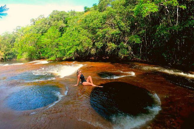Cachoeira do Mutum, Presidente Figueiredo